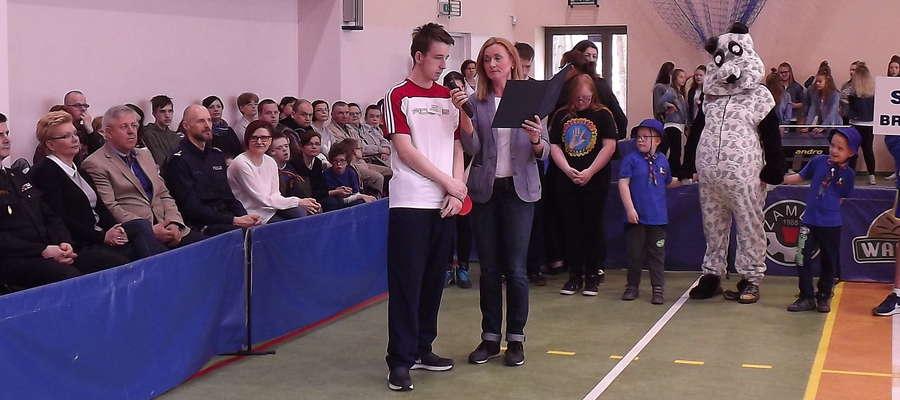 fot. — Wojewódzki Turniej Tenisa Stołowego Osób Niepełnosprawnych Intelektualnie w Lidzbarku Warmińskim odbędzie się już po raz dziewiąty