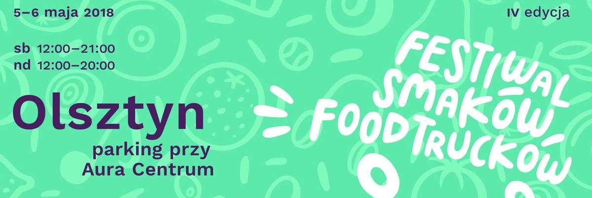 Festiwal Smaków Food Trucków wraca do Olsztyna - full image