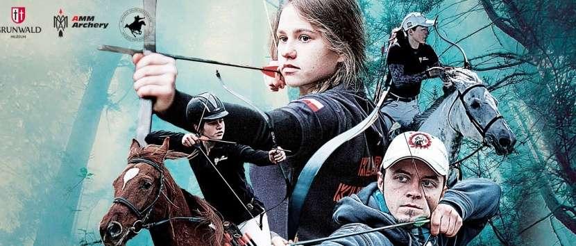 Majówka z łukiem i koniem na Polach Grunwaldu już po raz siódmy - full image