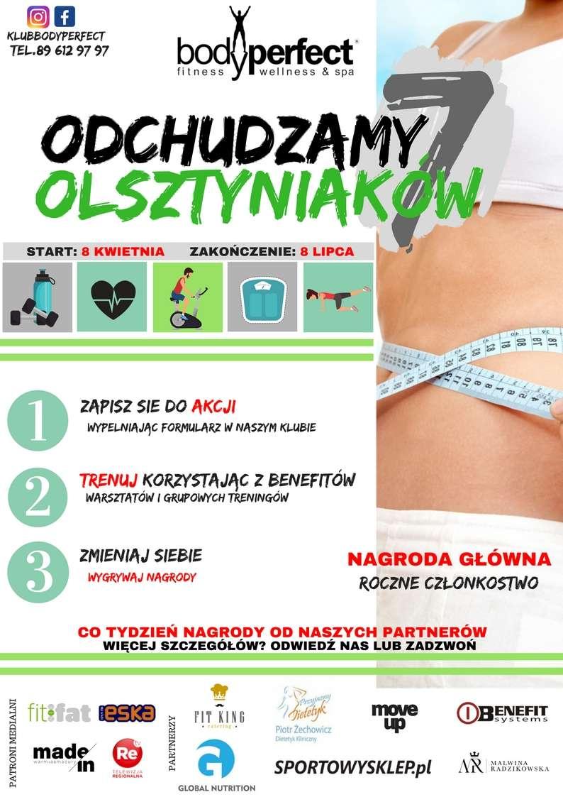 Trwa akcja Odchudzamy Olsztyniaków. Zapisz się!  - full image