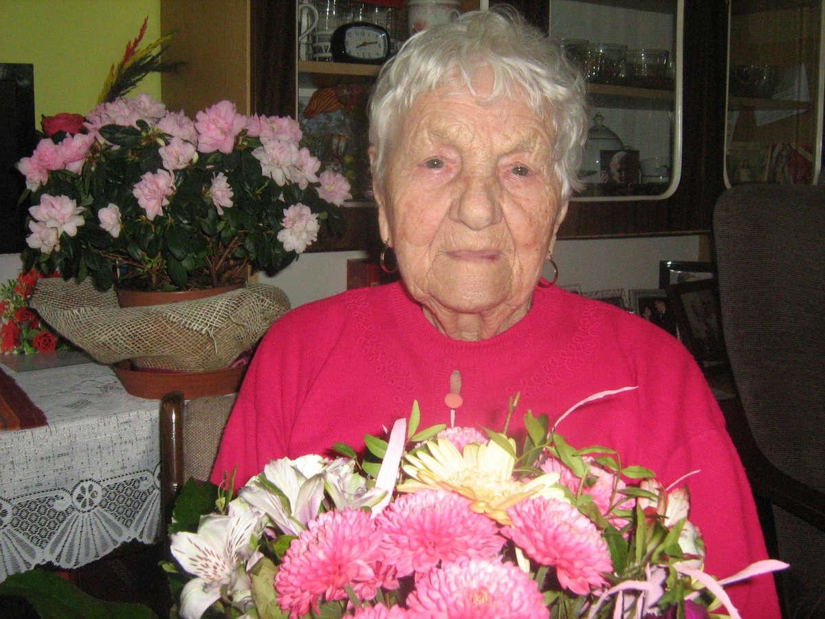 Marianna Sękowska 29 marca obchodziła swoje 103 urodziny