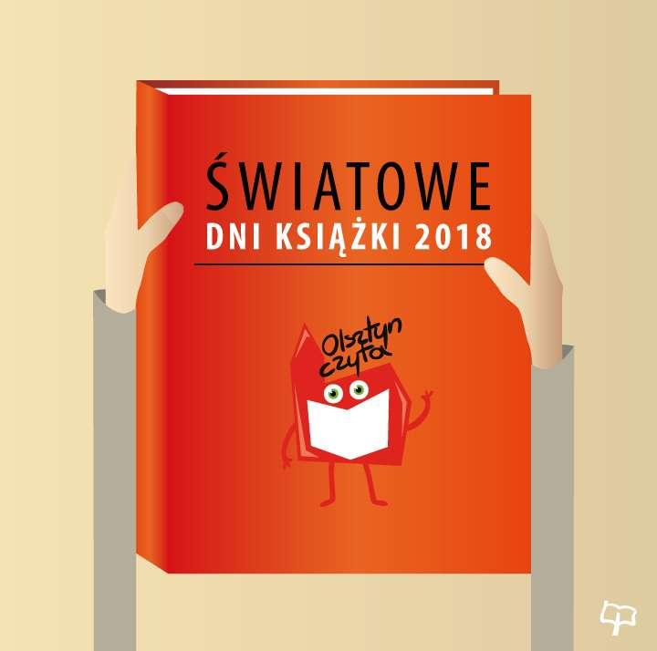 Światowe Dni Książki w Miejskiej Bibliotece Publicznej w Olsztynie - full image