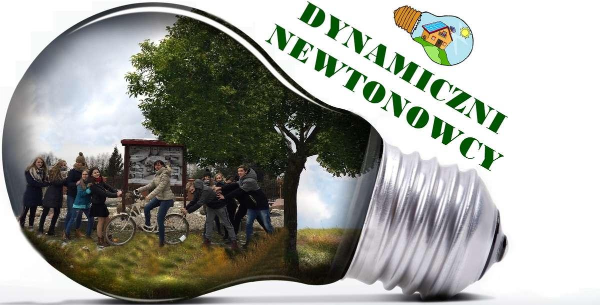"""""""Dynamiczni Newtonowcy"""" z Jamielnika"""