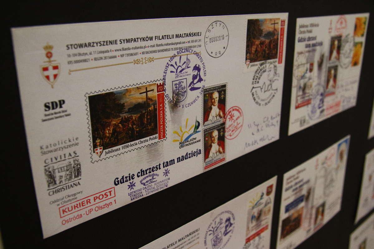 wystwa znaczków