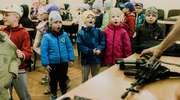 Dzieci i młodzież z wizytą w Straży Granicznej