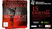 Ballet Magnificat w filharmonii w Olsztynie