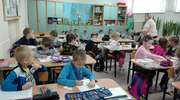 Ekoludki w szkole na lekcji