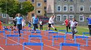 Uczniowie szkół podstawowych sprawdzili umiejętności biegowe [zdjęcia]