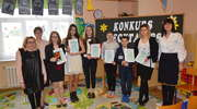 Spotkanie z poezją — konkurs recytatorski w Szkole Podstawowej w Górowie Iławeckim
