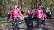 Wysprzątali iławski Lasek Miejski