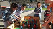 Majówka w Bartoszycach z patriotycznym turniejem piłkarzyków