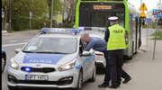 Autobus zderzył się z busem w centrum Olsztyna [ZDJĘCIA]
