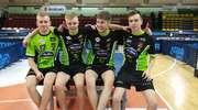 Juniorzy Morlin Ostróda trzeci rok z rzędu są na medal