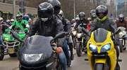 Motocykliści rozpoczynają sezon. Policja apeluje o ostrożność