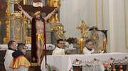 Wigilia Paschalna i Rezurekcja w kościele w Bisztynku