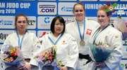 Madajewska z brązowy medalem Pucharu Europy Juniorów!