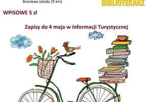 VII. Rajd Rowerowy Odjazdowy Bibliotekarz