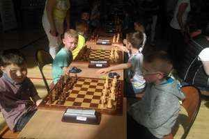 Kolejne sukcesy szachistów i warcabistów ze Szkoły Podstawowej w Tuszewie