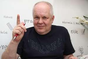 Igor Hrywna  Olsztyn- Nz. Igor Hrywna, redaktor naczelny Gazety Olsztyńskiej