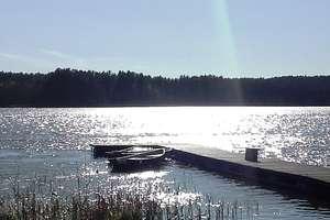 Rowerowa Obwodnica Olsztyna (20): Z Warmii na Mazury, z Mazur na Warmię
