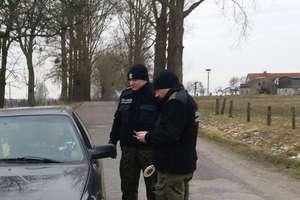 Poszukiwany za kradzież zatrzymany przez funkcjonariuszy SG