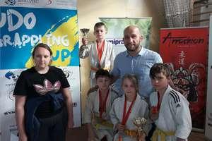 Kolejne medale braniewskich judoków