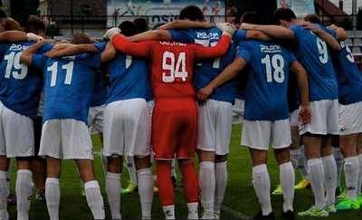 XIII kolejka piłkarskiej A-klasy