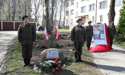 Dzień Pamięci Ofiar Zbrodni Katyńskiej w węgorzewskim liceum