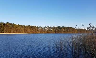 Tak jest nad naszymi jeziorami