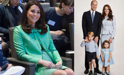 Księżna Kate URODZIŁA! 3 Royal Baby na świecie