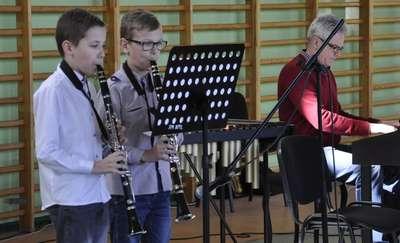 Koncert rekrutacyjny Szkoły Muzycznej I Stopnia dla SP2