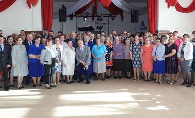 Koło Gospodyń Wiejskich w Skarlinie świętowało 70 – lecie istnienia