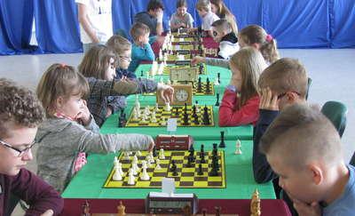 Wiosenny turniej szachowy