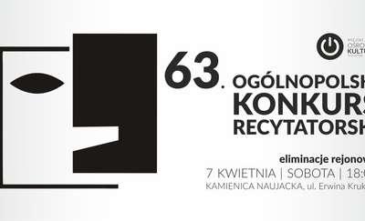 Rejonowe eliminacje do 63. Ogólnopolskiego Konkursu Recytatorskiego