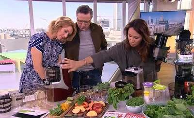 Jak wycisnąć z warzyw i owoców to, co najlepsze?