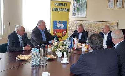 Wizyta delegacji ukraińskiej