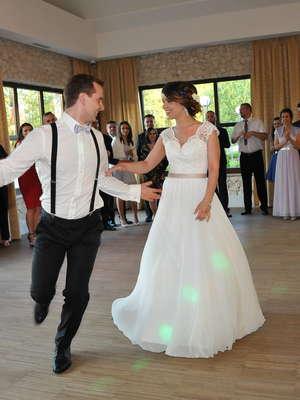 Planujesz ślub? Kuźnia Tańca zaprasza na naukę pierwszego Tańca Weselnego [ZDJĘCIA, WIDEO]