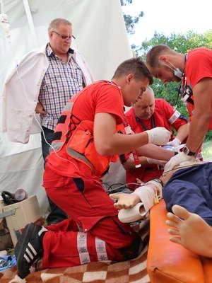 Ratownicy medyczni powalczą w Bartoszycach w mistrzostwach województwa