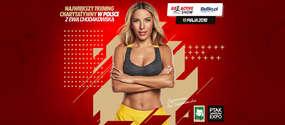 """Ewa Chodakowska trenuje dla Fundacji Ewy Błaszczyk """"Akogo?"""""""
