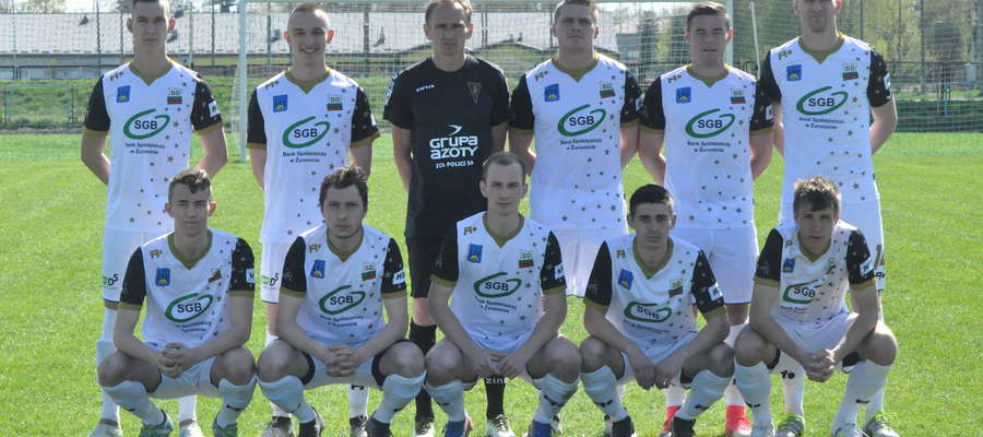 Wkra jest liderem tabeli Ligi Okręgowej i zmierza po awans do IV ligi fot. mo