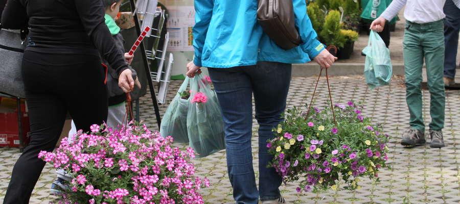"""Wiosenne Targi Ogrodnicze """"Pamiętajcie o ogrodach"""" są okazją do tego, by zaaranżować przydomowy ogródek"""