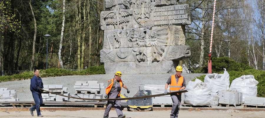 Park Jakubowo  Olsztyn-Park Jakubowo w maju ma zostać oddany do użytku