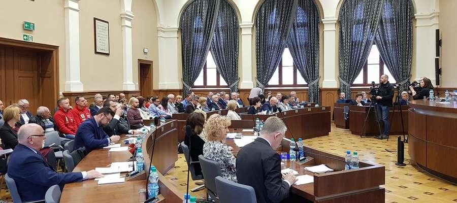 Sesja Rady Miasta z 25 kwietnia