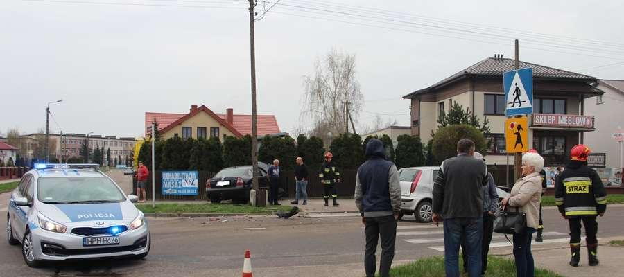 W poniedziałek doszło do dwóch zdarzeń w centrum miasta