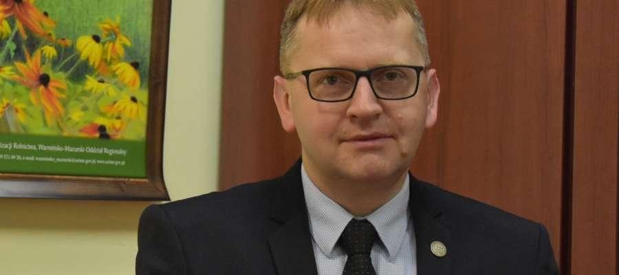 Każdy, kto chce ubiegać się w tym roku o dopłaty musi zacząć od założenia indywidualnego konta na stronie www.arimr.gov.pl — wyjaśnia dr Marcin Kazimierczuk, z-ca dyrektora Warmińsko-Mazurskiego Oddziału Regionalneg