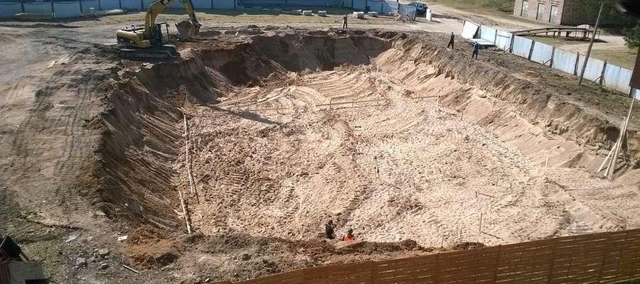 Prace przy budowie Dom Pomocy Społecznej Misericordia II rozpoczęły się kilka dni temu