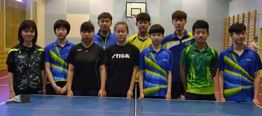 Kadeci i juniorzy z Chin wystąpią w rozgrywanych od piątku w Ostródzie Międzynarodowych Mistrzostwach Warmii i Mazur