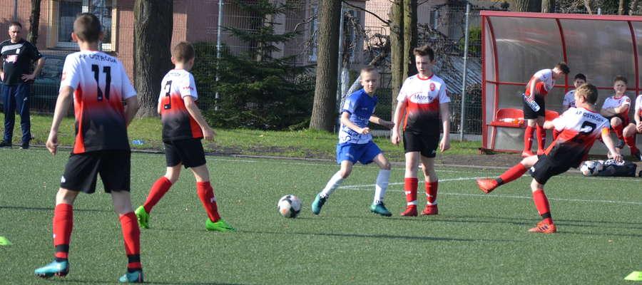 Derby młodzików AP Ostróda w sobotę (28.04) o godz. 11 przy ul. 3 Maja