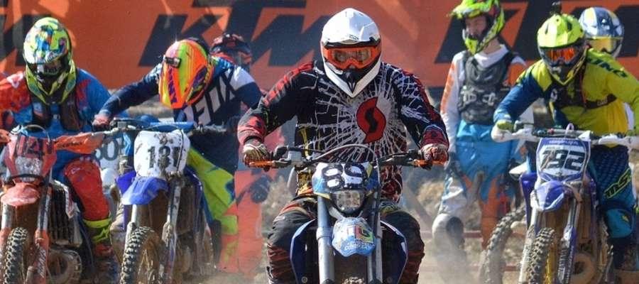 W Lidzbarku Warmińskim wystartowała seria Enduro Race, która do tej pory w hardkorowym stylu otwierała sezon na północy kraju.
