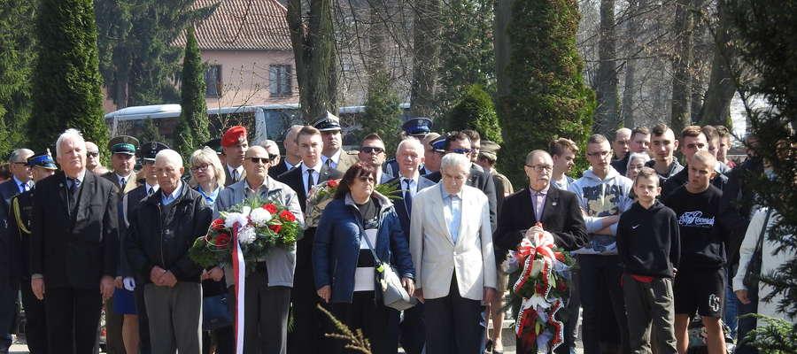 Ósma rocznica katastrofy smoleńskiej w Elblągu